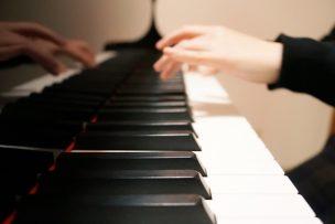 ピアノの演奏