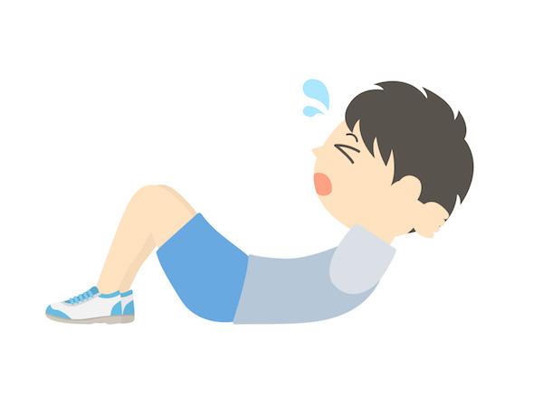 腰痛のトレーニング