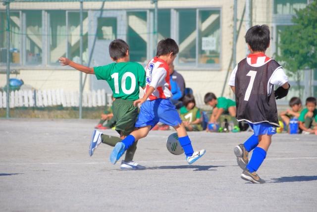 サッカーによるシーバー病